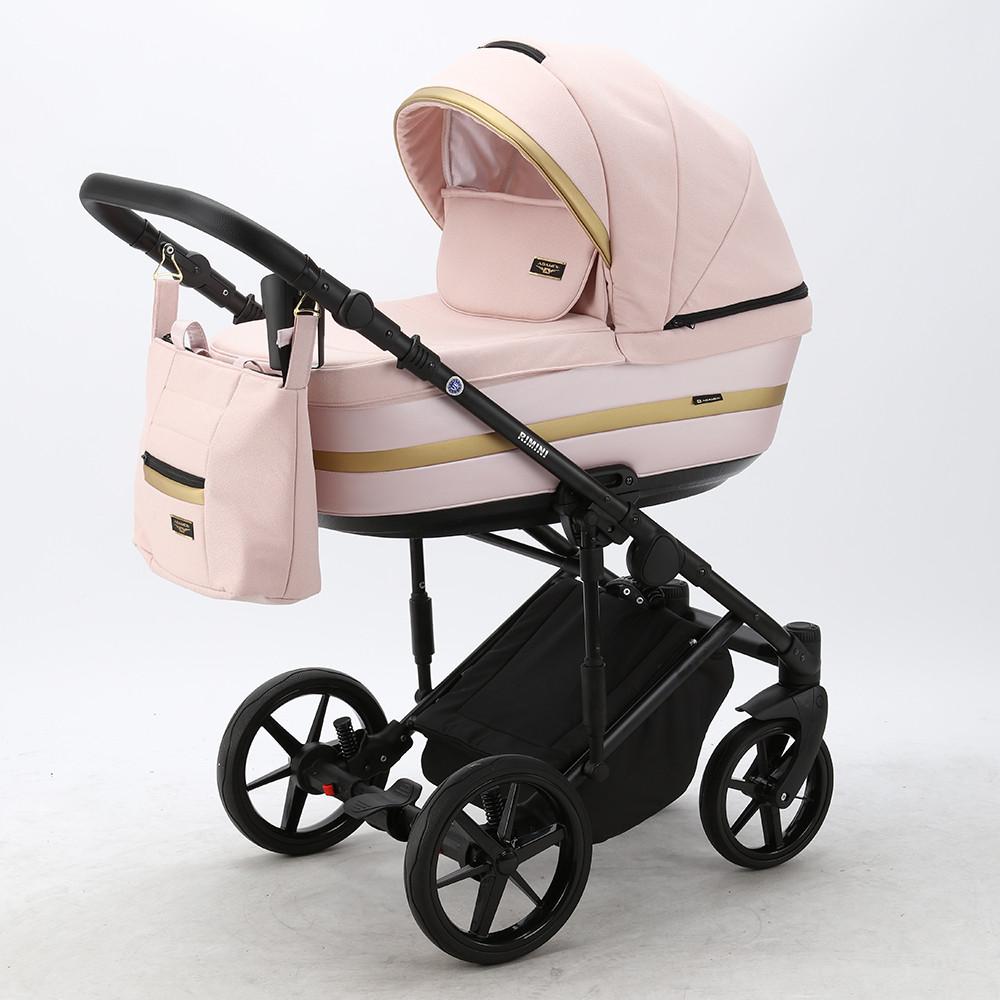 Детская универсальная коляска 2 в 1 Adamex Rimini Lux RI-21