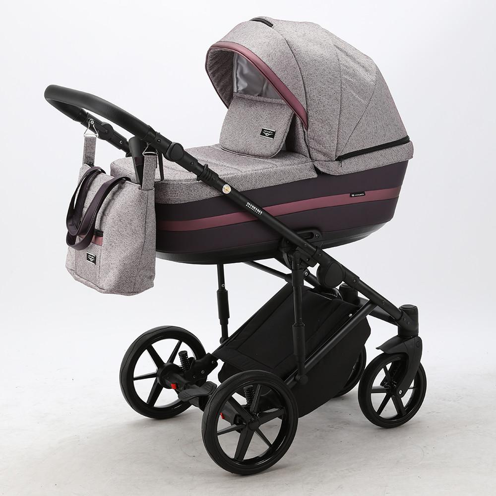 Детская универсальная коляска 2 в 1 Adamex Rimini Lux RI-40