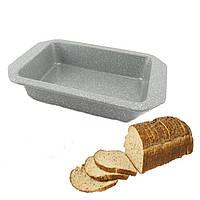 Противень для выпечки хлеба A-PLUS 29 х 18 х 6 см (1284) Гранитное покрытие