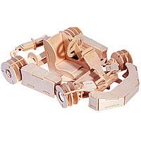 3D-пазл Игрушки из дерева Карт П140, КОД: 2436542