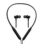 Беспроводные Bluetooth наушники Proda Sports PD-BN100 вакуумные спортивные, стерео гарнитура, белые / черные, фото 2