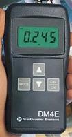 Толщиномер DM 4 E ультразвуковой цифровой