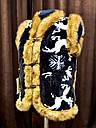 Безрукавка на меху с опушкой 38, фото 2