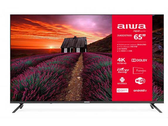 Телевізор Aiwa JU65DS700S, фото 2