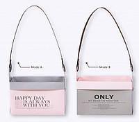 Плайм пакет двухсторонний картонный для цветов (15x10x10.5 см) 4 шт!