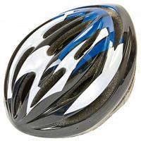 Вело шолом з регулюванням за обсягом голови (р. 58-61)