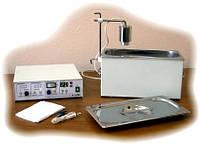 Аппарат АЛОМ (электрофорез + магнитофорез + ультразвук для лечения онихомикозов ногтей рук и ног, микозов стоп, подноктевых гиперкатозов)