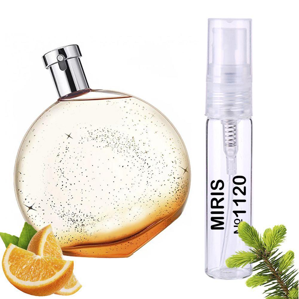 Пробник Духів MIRIS №1120 (аромат схожий на Hermes Eau des Merveilles) Жіночий 3 ml