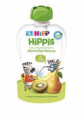 Пюре фруктовое  Груша-Банан-Киви HiPP(Хипп) с 6 месяцев 100 г