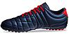 Сороконожки подростковие Restime р.40 т.синий-красный, фото 5