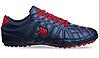 Сороконожки подростковие Restime р.41 т.синий-красный, фото 2