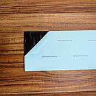 Самоклеющийся гибкий ламинат Темное дерево, цена за 1м2 (мин. заказ 5м2), фото 5
