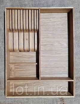 Лоток для столовых приборов от 250мм Lot k203 (индивидуальные размеры)