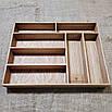 Лоток для столовых приборов от 430мм, Lot 1207. (индивидуальные размеры), фото 2