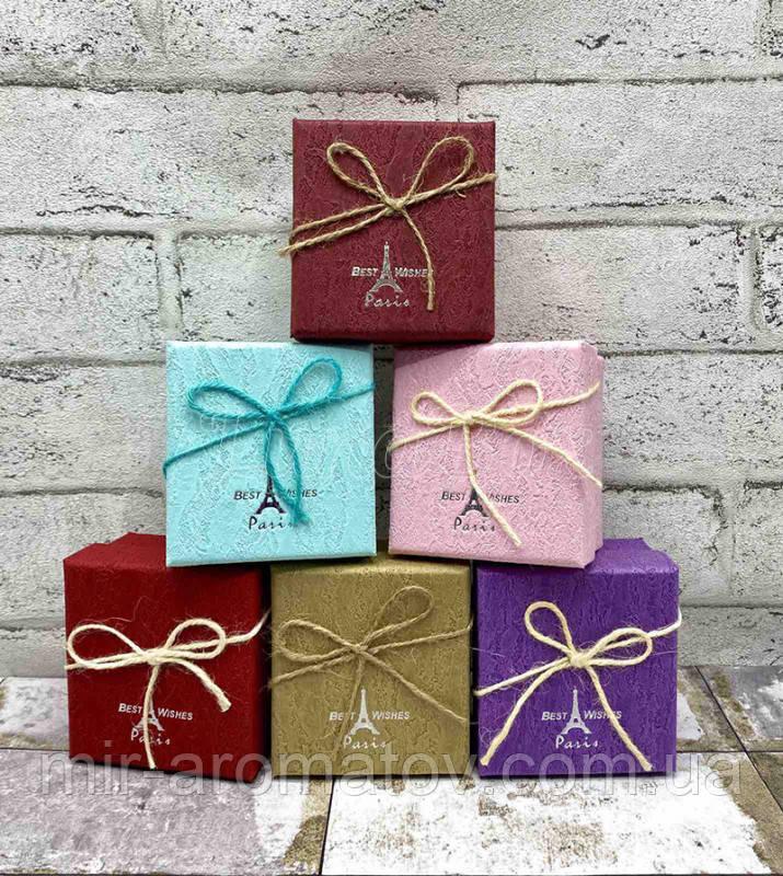 """Подарочные коробки """"Paris""""  6шт"""