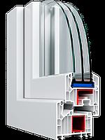 Вікна енергосберігаючі Века VEKA SoftLine 70