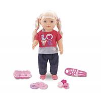 Интерактивная кукла Lovely Baby Малышка Лили 46 см + Аксессуары (213)