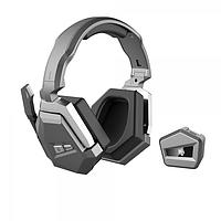 Беспроводные игровые наушники с микрофоном Honcam HC-S2036 Gray (219)