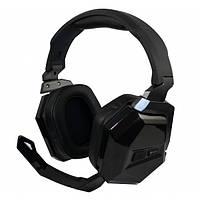 Беспроводные игровые наушники с микрофоном Honcam HC-S2036 Black (220)