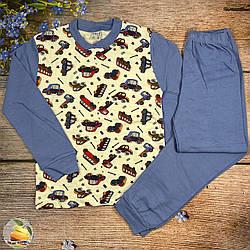 Пижама для мальчика подростка Размеры: 9,10,11,12 лет (01341)