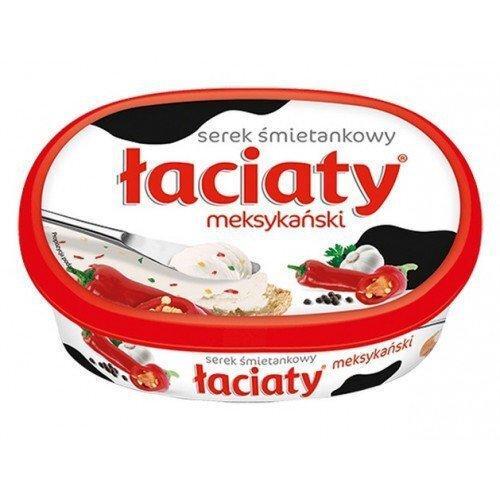 Крем-сыр сливочный Laciaty (Мексиканская смесь), 135г