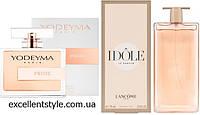 PRIME Yodeyma Eau de Parfum 100 мл (=аналог Lancome Idole), фото 1