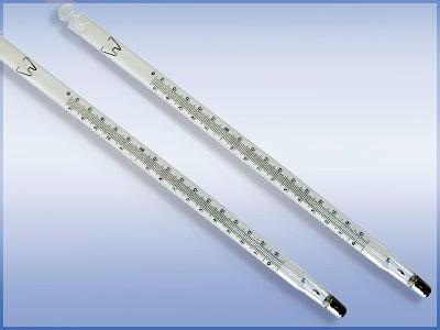 Термометр ТЛС- 2 N1 (-30+70/1,0) Hg