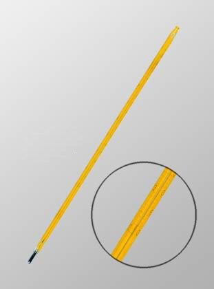 Термометр ТИН- 7-1 (+20+100/0,2)Hg, д/опр. температуры анилиновой точки