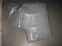 Тент ГАЗ 3302 (старого образца под веревку) (ткань облегченная, цвет серый) 3302-6002020