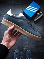 Мужские кроссовки Adidas Topanga синие, фото 1