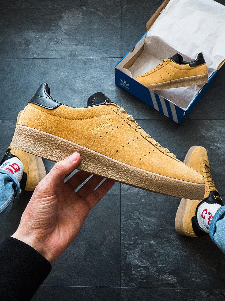 Мужские кроссовки Adidas Topanga 40 размер