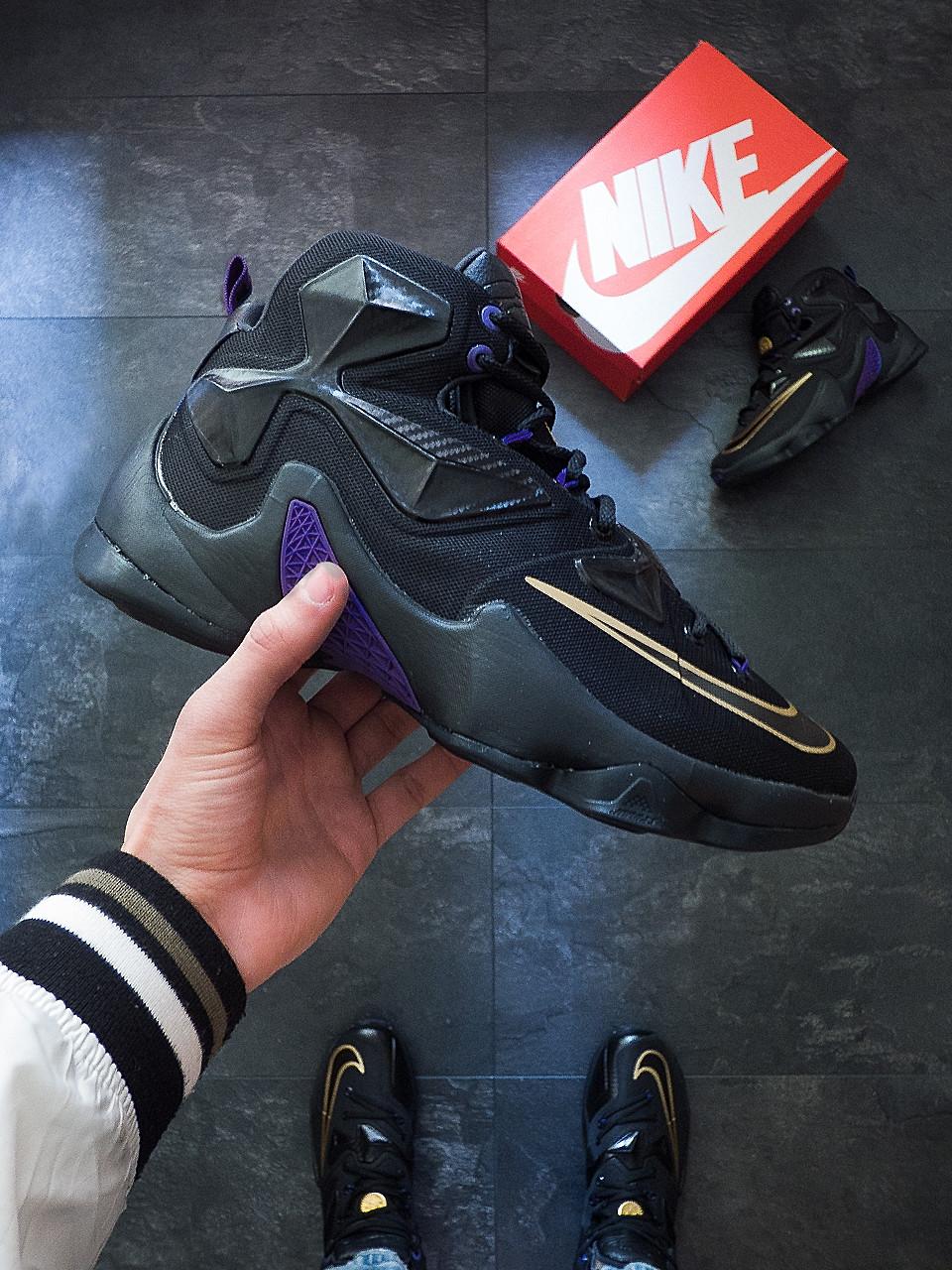 Баскетбольные кроссовки NIKE LEBRON 13 Perfomance