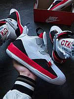 Баскетбольные кроссовки Nike Air Jordan XXXIII Белые, фото 1