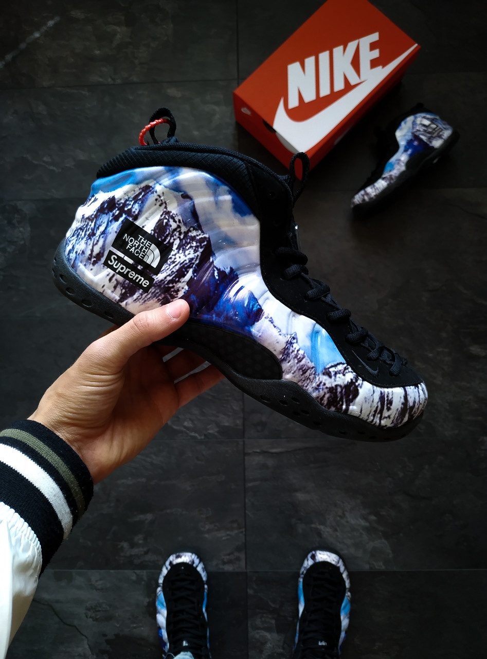 Кроссовки мужские Nike Air Zoom x North Face x Suprime