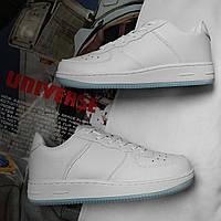 Мужские кроссовки в стиле Nike Air Force 1 Low White, фото 1