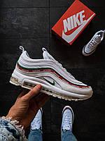 Женские кроссовки Nike Air Max 97 Белые 42 размер, фото 1