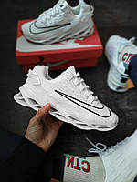 Мужские кроссовки Nike Runner Белые, фото 1