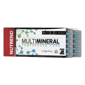 Спортивное питание Nutrend Multimineral Compressed Caps