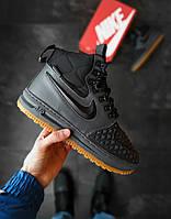 Зимние мужские кроссовки Nike LF 1 Duckboot (на меху), фото 1