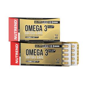 Спортивное питание Nutrend Omega 3 Plus Softgel Caps