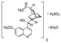 M88650698 Хинидин сернокислый дигидрат, 25 г (Molekula)