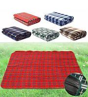 Оригинальный коврик подстилка для пляжа и пикника 150 х 200 см