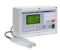 Анализатор растворенного водорода МАРК-509 стационарный двухканальный