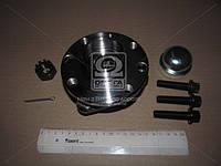 Ступица с подшипником ОПЕЛЬ АСТРА G передняя без ABS (производство Moog) AСТРA Г,ЗAФИРA, OP-WB-11088