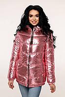 Куртка В-1237 Favoritti 46 Орхидейный (Куртка В-1237 Фольга Тон 7 + Тон 5А (46))