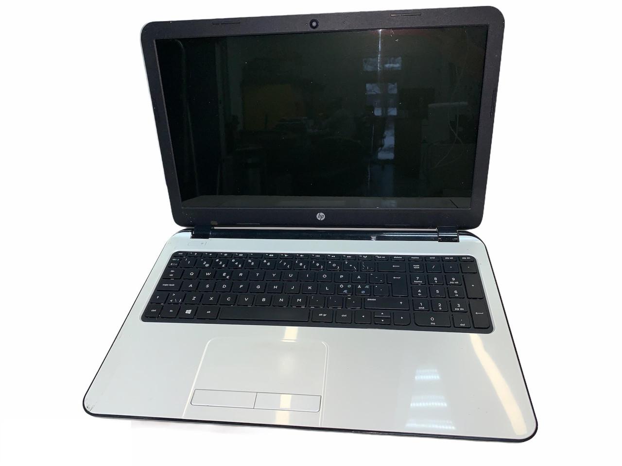 Ноутбук HP 15 a034no-AMD A6-6310-1.8GHz-8Gb-DDR3-500Gb-HDD-W15.6-Web-(B-)- Б/У