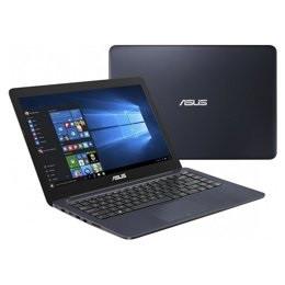 Ноутбук ASUS R417N-Intel Celeron N3050-1.60GHz-2Gb-DDR3-32Gb-SSD-500Gb-HDD-W14-Web-(B)- Б/У