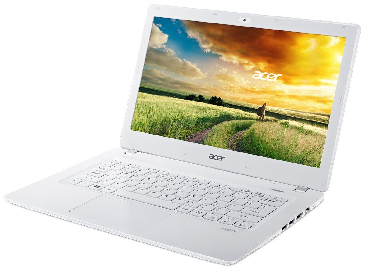 Ноутбук Acer Aspire V3-331-Intel Pentium 3556U-1.7GHz-4Gb-DDR3-500Gb-HDD-W13.3-Web-(B-)- Б/У
