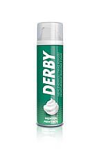 Піна для гоління Derby Shaving foam Menthol, 200 мл