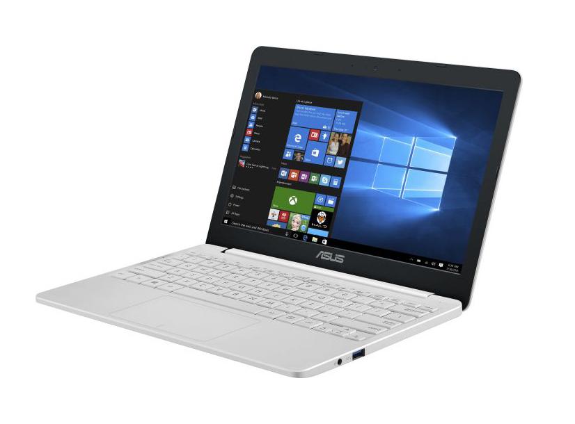 Ноутбук ASUS E203N-Intel-Celeron N3350-1.10GHz-4GB-DDR3-32GB-HDD-W11.6-Web-(B)- Б/У